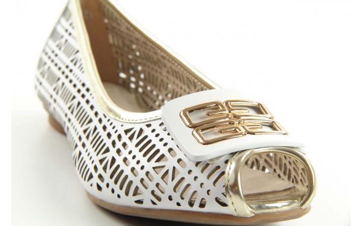 Bayla 07221-x1 white nappa leather - bayla - nasze marki 4