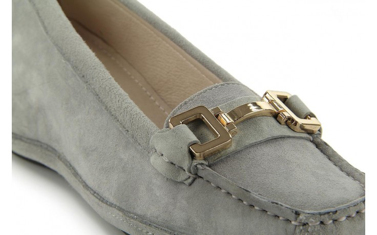 Bayla fl158-35 light grey kid suede - bayla - nasze marki 4