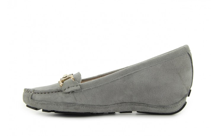 Bayla fl158-35 light grey kid suede - bayla - nasze marki 2