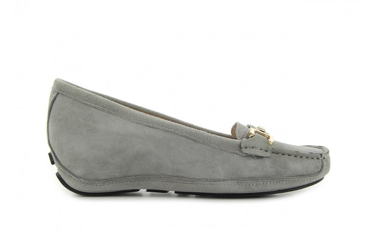 Bayla fl158-35 light grey kid suede - bayla - nasze marki