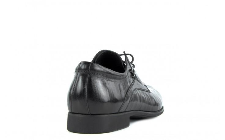 Półbuty brooman a0427-905-4 black, czarny, skóra naturalna  - brooman - nasze marki 2