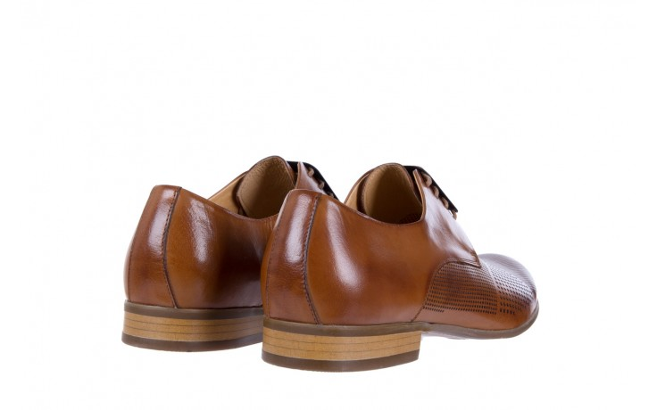 Półbuty brooman da8111-101-3 brown, brąz, skóra naturalna  - brooman - nasze marki 3