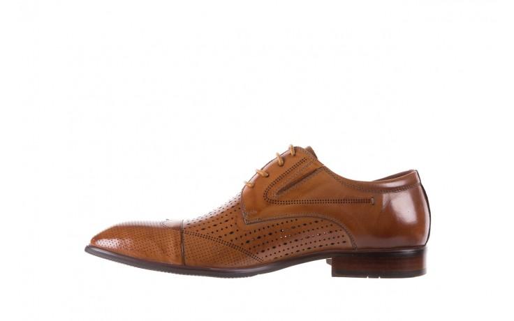 Półbuty brooman jb135-907-c19 brown, brąz, skóra naturalna  - brooman - nasze marki 2
