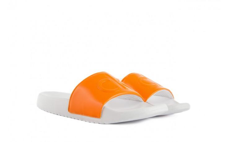 Calvin klein jeans charlotte matte smooth orange flu 1