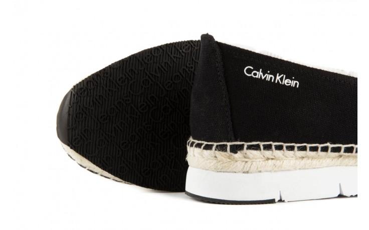 Calvin klein jeans genna canvas black - calvin klein jeans - nasze marki 5