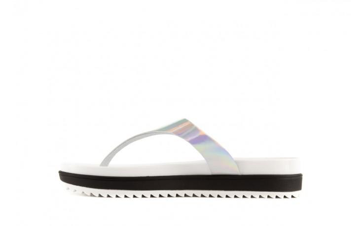 Calvin klein jeans ginevra iridescent mirror silver 2