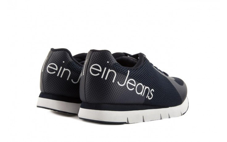 Calvin klein jeans jack mesh rubber spread navy - calvin klein jeans - nasze marki 3