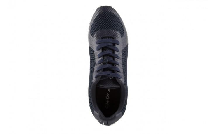 Calvin klein jeans jack mesh rubber spread navy - calvin klein jeans - nasze marki 4