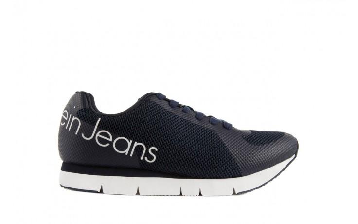Calvin klein jeans jack mesh rubber spread navy - calvin klein jeans - nasze marki