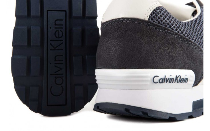 Calvin klein jeans dusty mesh washed nubuck smoot navy 6