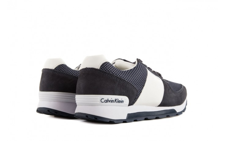 Calvin klein jeans dusty mesh washed nubuck smoot navy 3