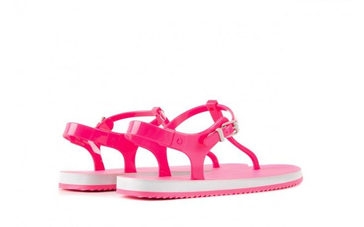 Calvin klein jeans savanna jelly fluorescent pink 3