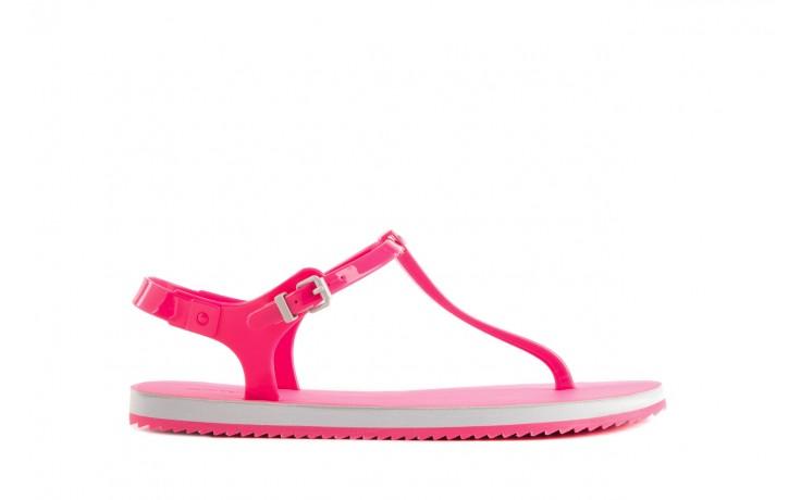 Calvin klein jeans savanna jelly fluorescent pink - calvin klein jeans - nasze marki