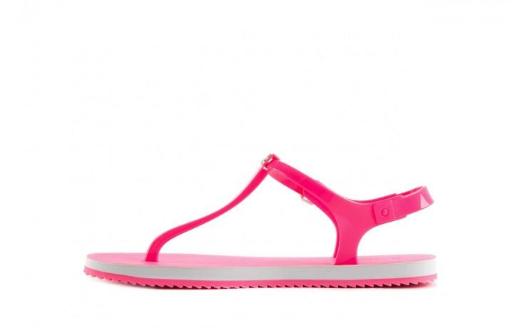 Calvin klein jeans savanna jelly fluorescent pink 2