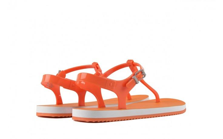 Calvin klein jeans savanna jelly orange fluo. - calvin klein jeans - nasze marki 3