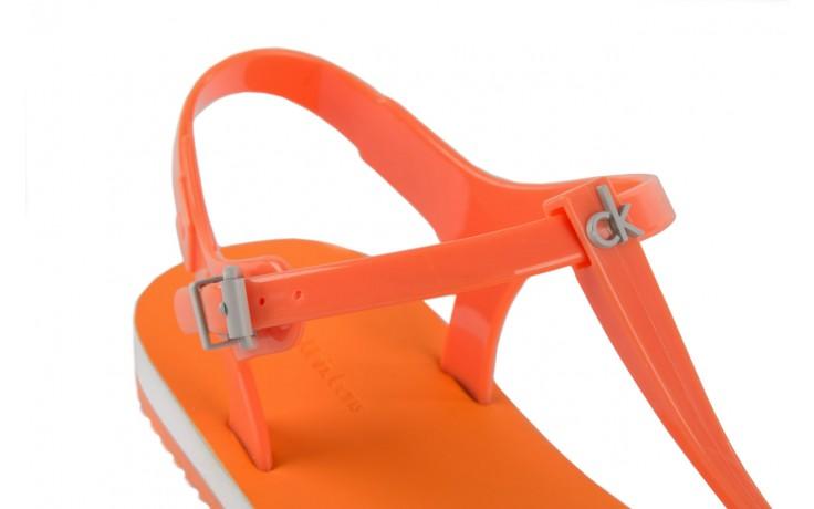 Calvin klein jeans savanna jelly orange fluo. - calvin klein jeans - nasze marki 5