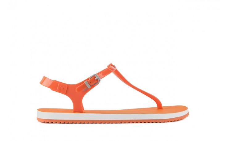 Calvin klein jeans savanna jelly orange fluo. - calvin klein jeans - nasze marki