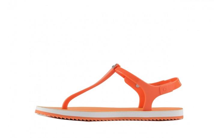 Calvin klein jeans savanna jelly orange fluo. - calvin klein jeans - nasze marki 2