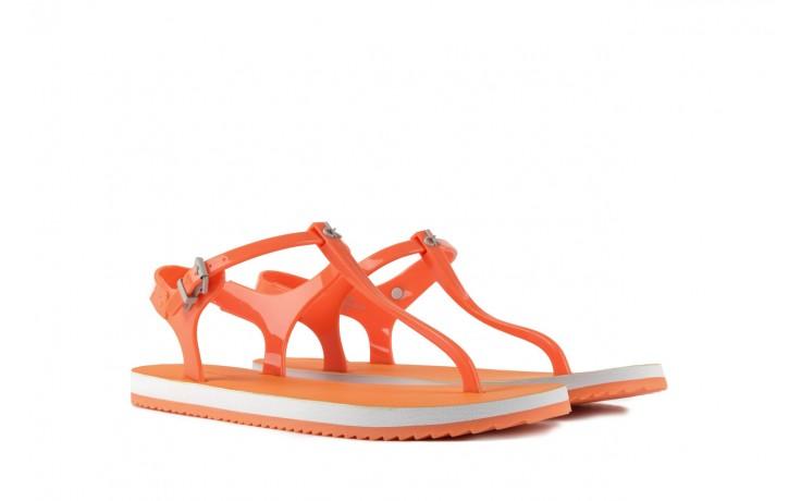Calvin klein jeans savanna jelly orange fluo. - calvin klein jeans - nasze marki 1