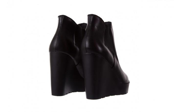 Botki calvin klein jeans sydney nappa, czarny, skóra naturalna  - calvin klein jeans - nasze marki 3