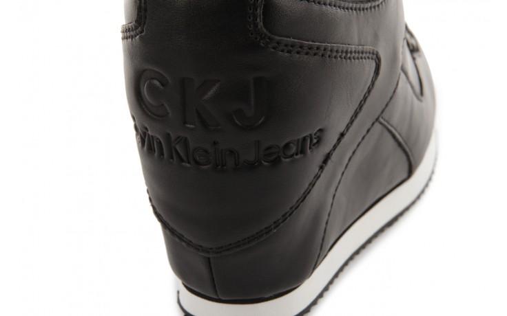 Calvin klein jeans vania black 6