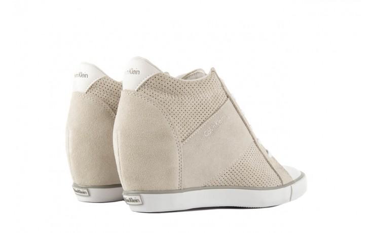 Calvin klein jeans voss perf suede smooth white - calvin klein jeans - nasze marki 3