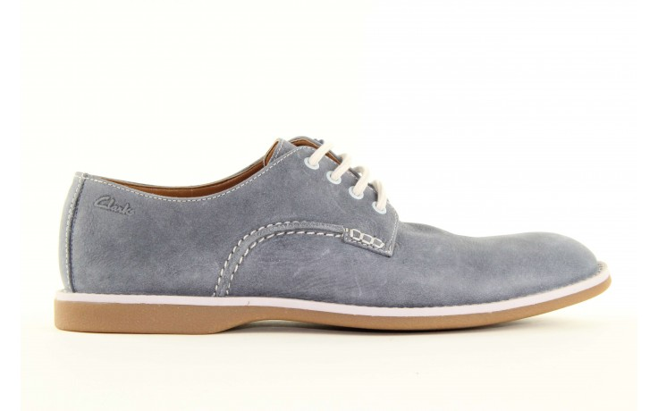 Clarks farli walk denim blue lea 1