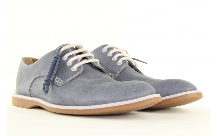 Clarks farli walk denim blue lea 3