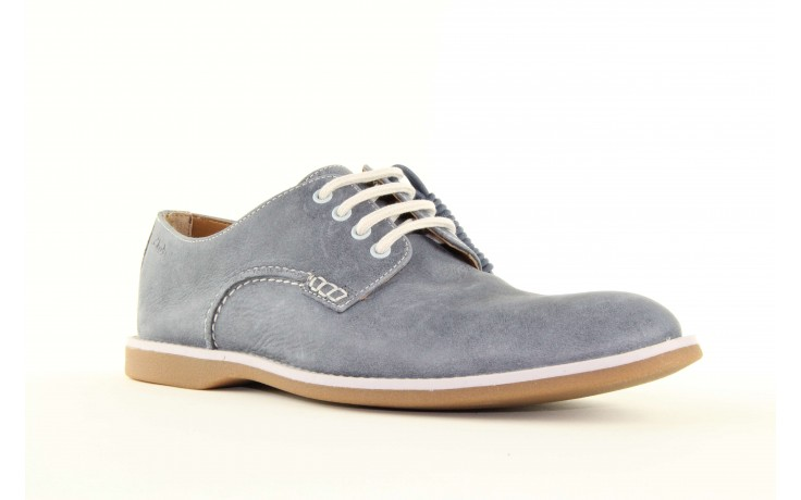 Clarks farli walk denim blue lea 2