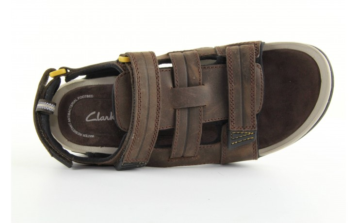 Clarks victus cove dark brown 5