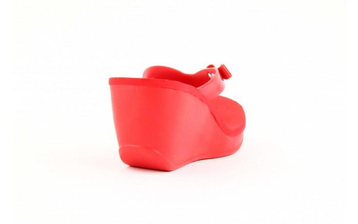 Klapki dijean 258 706 red, czerwony, guma - dijean - nasze marki