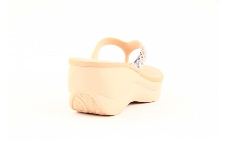 Klapki dijean 260 718 blush beige, beż, guma - dijean - nasze marki