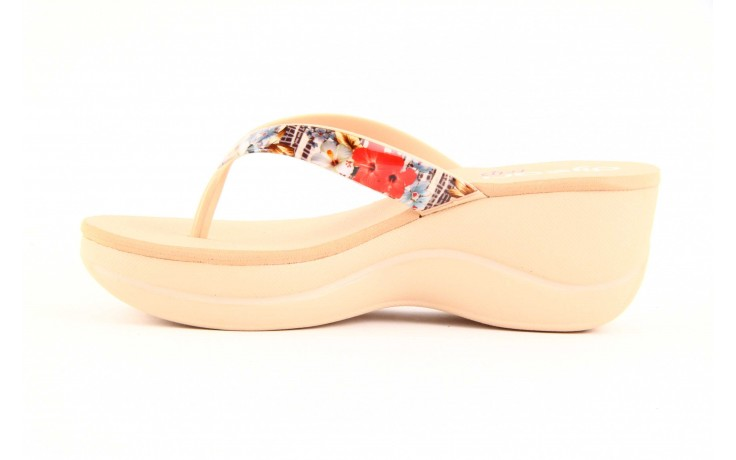 Klapki dijean 260 718 blush beige, beż, guma - dijean - nasze marki 3
