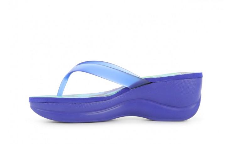 Klapki dijean 260 982 abstract blue, niebieski, guma - dijean - nasze marki 2