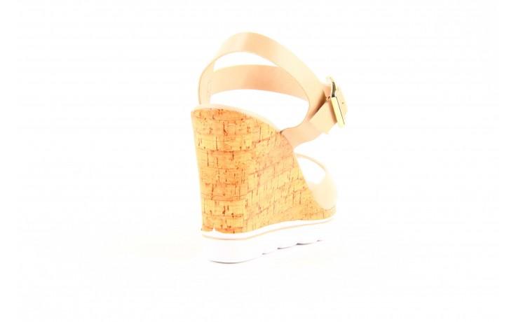 Sandały dijean 457 720 at. blush beige, beż, skóra ekologiczna  - dijean - nasze marki 1