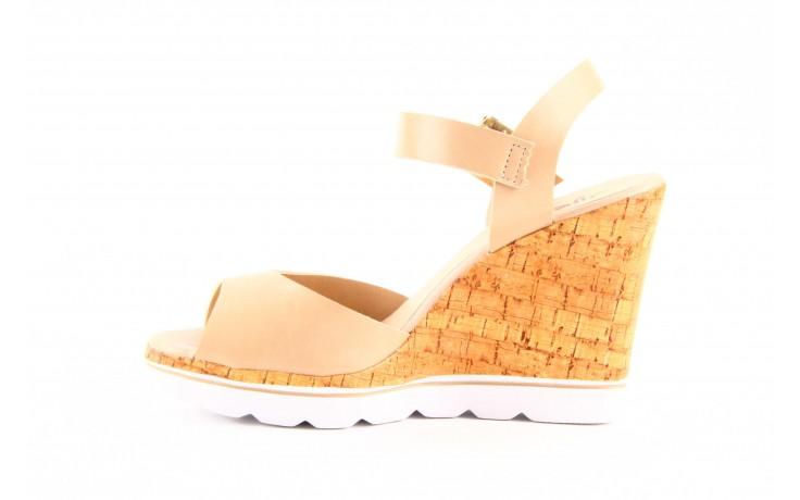 Sandały dijean 457 720 at. blush beige, beż, skóra ekologiczna  - dijean - nasze marki 4