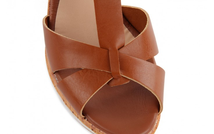 Sandały dijean 457 721 at. hazelnt, brąz, skóra naturalna  - dijean - nasze marki 5