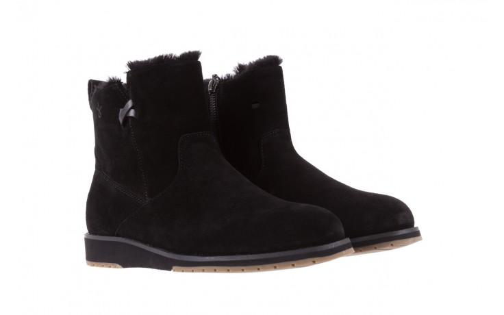 Śniegowce emu beach mini black 19, czarny, skóra naturalna  - śniegowce - śniegowce i kalosze - buty damskie - kobieta 1