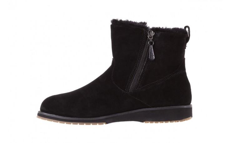 Śniegowce emu beach mini black 19, czarny, skóra naturalna  - śniegowce - śniegowce i kalosze - buty damskie - kobieta 2