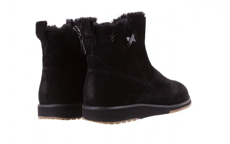 Śniegowce emu beach mini black 19, czarny, skóra naturalna  - śniegowce - śniegowce i kalosze - buty damskie - kobieta 3