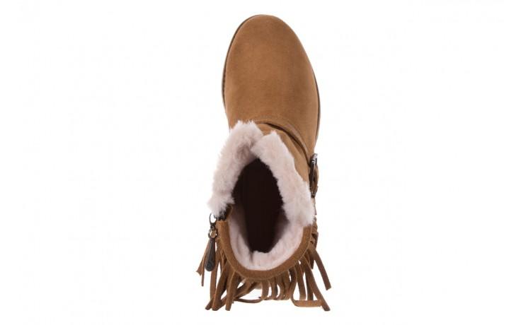 Śniegowce emu oxley chestnut, brąz, skóra naturalna  - emu - nasze marki 4