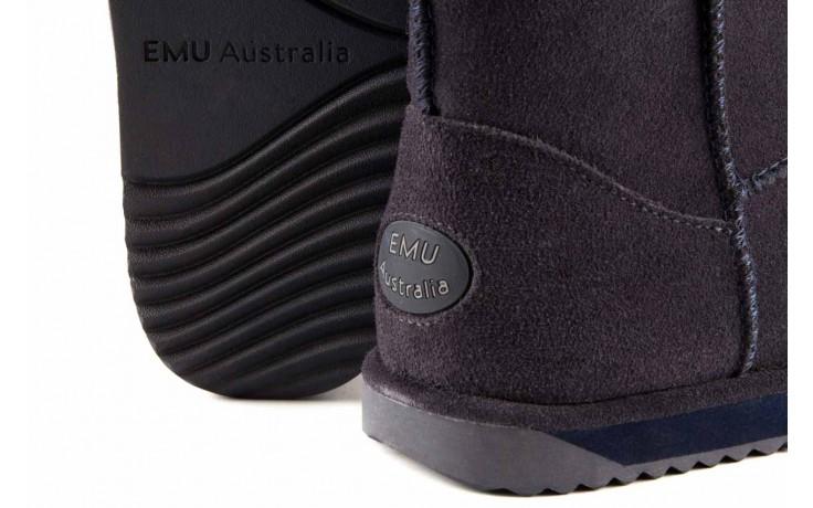 Śniegowce emu paterson lo indigo, granat, skóra naturalna - emu - nasze marki 5