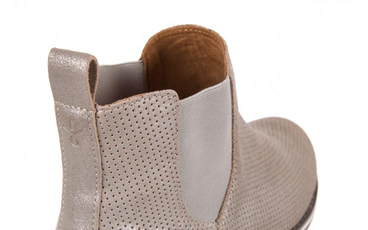 Sztyblety emu taria silver, srebrny, skóra naturalna  - sztyblety - botki - buty damskie - kobieta 4