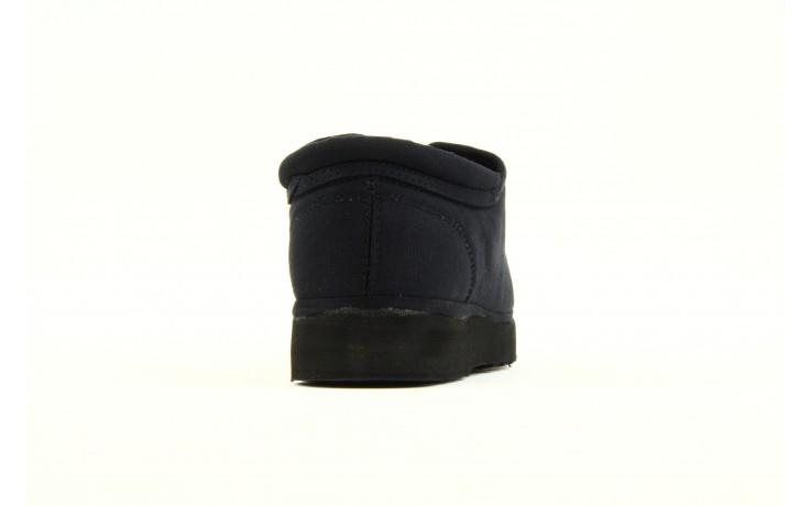 Półbuty fancy lace black, czarny, materiał 2