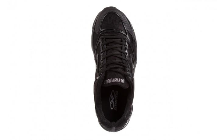 Trampki olympikus force 414 black black, czarny, materiał/ guma  - azaleia - nasze marki 4