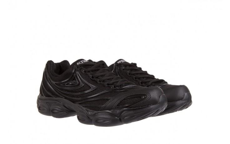 Trampki olympikus force 414 black black, czarny, materiał/ guma  - azaleia - nasze marki 1