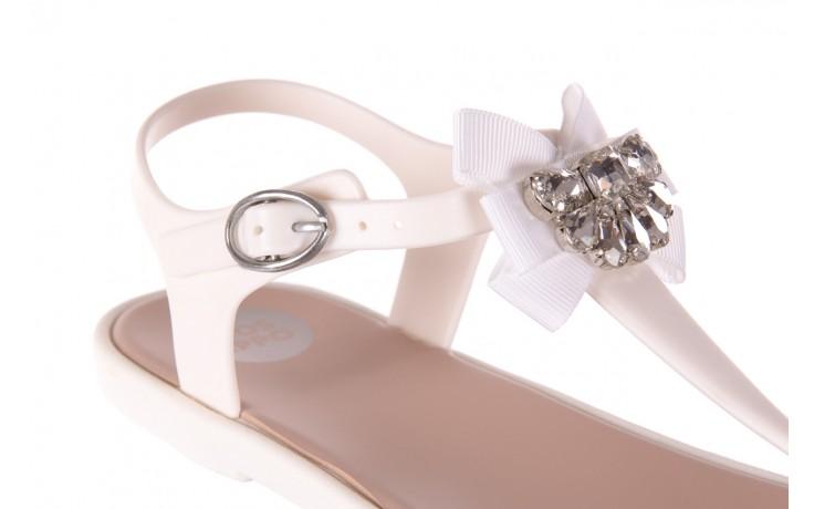 Sandały gioseppo ballestar white, biały, guma - gioseppo - nasze marki 5