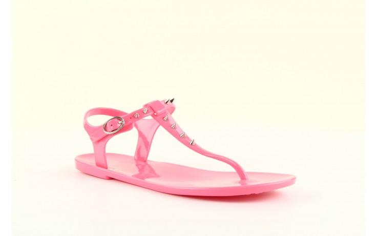 Sandały gioseppo bauhaus pink, róż, guma - gioseppo - nasze marki 2