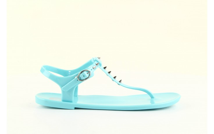Sandały gioseppo bauhaus turquise, niebieskie, guma - gioseppo - nasze marki 8