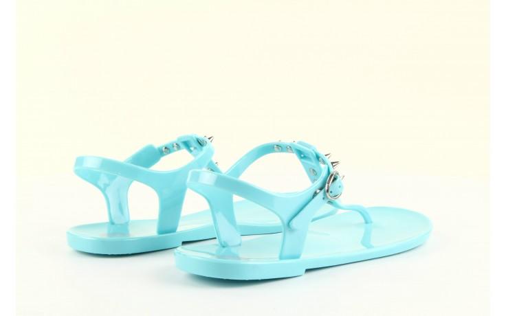 Sandały gioseppo bauhaus turquise, niebieskie, guma - gioseppo - nasze marki 2